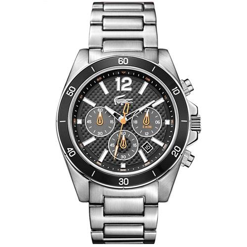 04b2c05c3e9 Relógio Lacoste Masculino Aço - 2010834