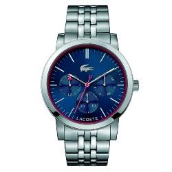 ab80e3989d7 Relógio Lacoste Masculino Aço - 2010878