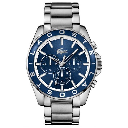 fe12c87e626 Relógio Lacoste Masculino Aço - 2010856