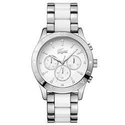 0c516e6bd0b Relógio Lacoste Feminino Aço - 2000962