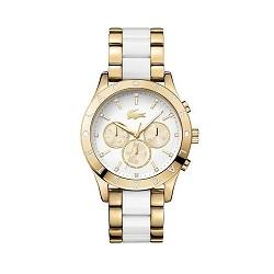 f2b382f6685 Relógio Lacoste Feminino Aço Dourado - 2000963