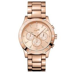 61156308664 Relógio Lacoste Feminino Aço Rosé - 2000964
