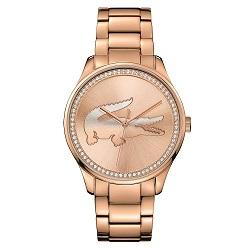 Relógio Lacoste Feminino Aço Rosé - 2000973 a0e59511e8