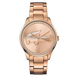Relógio Lacoste Feminino Aço Rosé - 2000973 fbfb747529