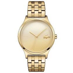 Relógio Lacoste Feminino Aço Dourado - 2000995 9f7869e2df