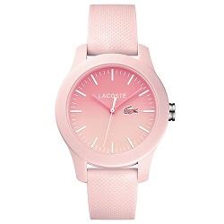 908232db5 Relógio Lacoste Feminino Borracha Rosa - 2000988