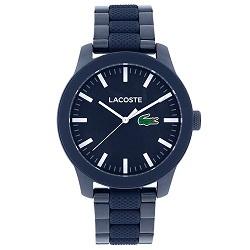 5dc0bbf88c4 Relógio Lacoste Masculino Aço Azul - 2010922