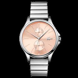 c1aa649f259 Relógio Lacoste Feminino Aço - 2001026