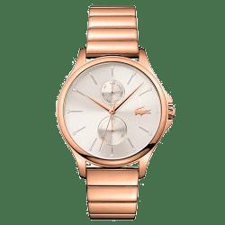 Relógio Lacoste Feminino Aço Rosé - 2001027 13993a134f