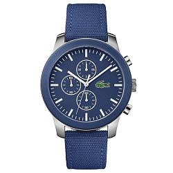 633d7c03024 Relógio Lacoste Masculino Nylon Azul - 2010945