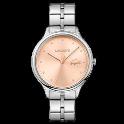 58e456b5f2e Relógio Lacoste Feminino Aço - 2001031
