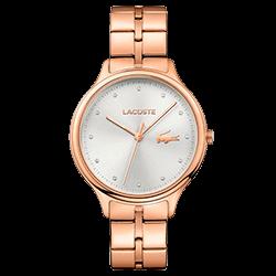8a961812e45 Relógio Lacoste Feminino Aço Rosé - 2001032