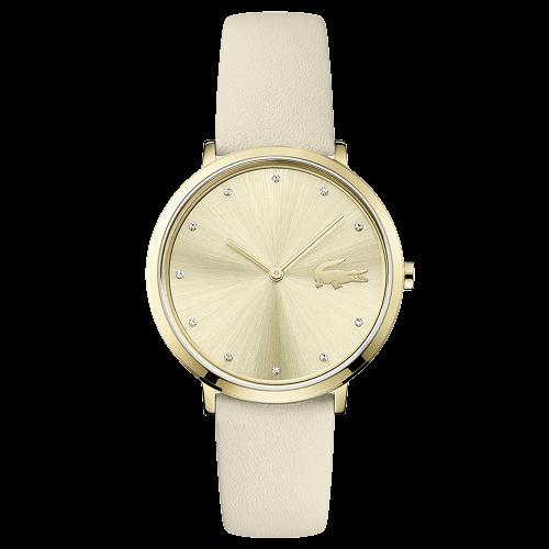 a79f225268e Relógio Lacoste Feminino Couro Branco - 2001030