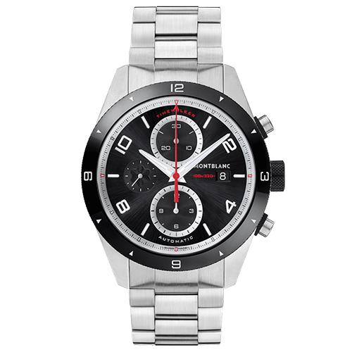 e6b9ca4d283 Relógio Montblanc Masculino Aço - 116097