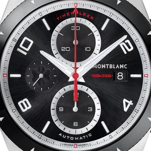 ebc0b4b2eb2 Vivara Relógios Relógio montblanc masculino aço - 116097. Passe o mouse  para ampliar. Confira o estoque deste produto nas lojas