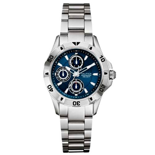 231ddc19927 Relógio Nautica Masculino Aço - A16547M