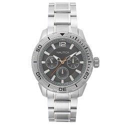 f688f763555 Relógio Nautica Masculino Aço - NAPSTL004