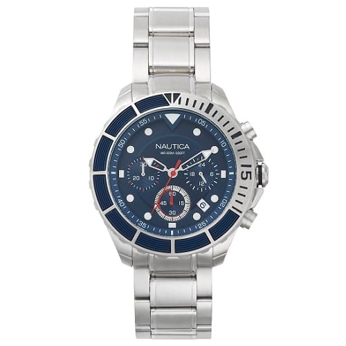 a98ee5e37ea Relógio Nautica Masculino Aço - NAPPTR004