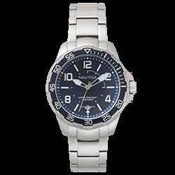 d7024724d44 Relógio Nautica Masculino Aço - NAPPLH004
