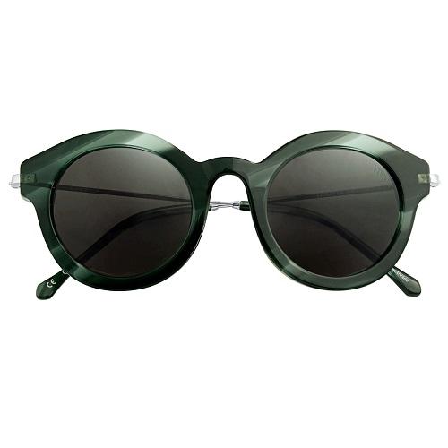 Óculos de Sol Dots Verde 6ebadc9bb7