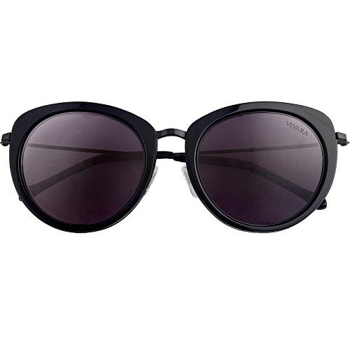 7c24c55194897 Óculos de Sol Bug Preto