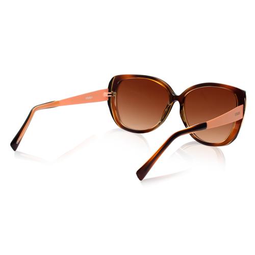 Vivara Acessórios Óculos de SolÓculos de sol gatinho marrom e salmão. Passe  o mouse para ampliar. Confira o estoque deste produto nas lojas 4931f9ddbd