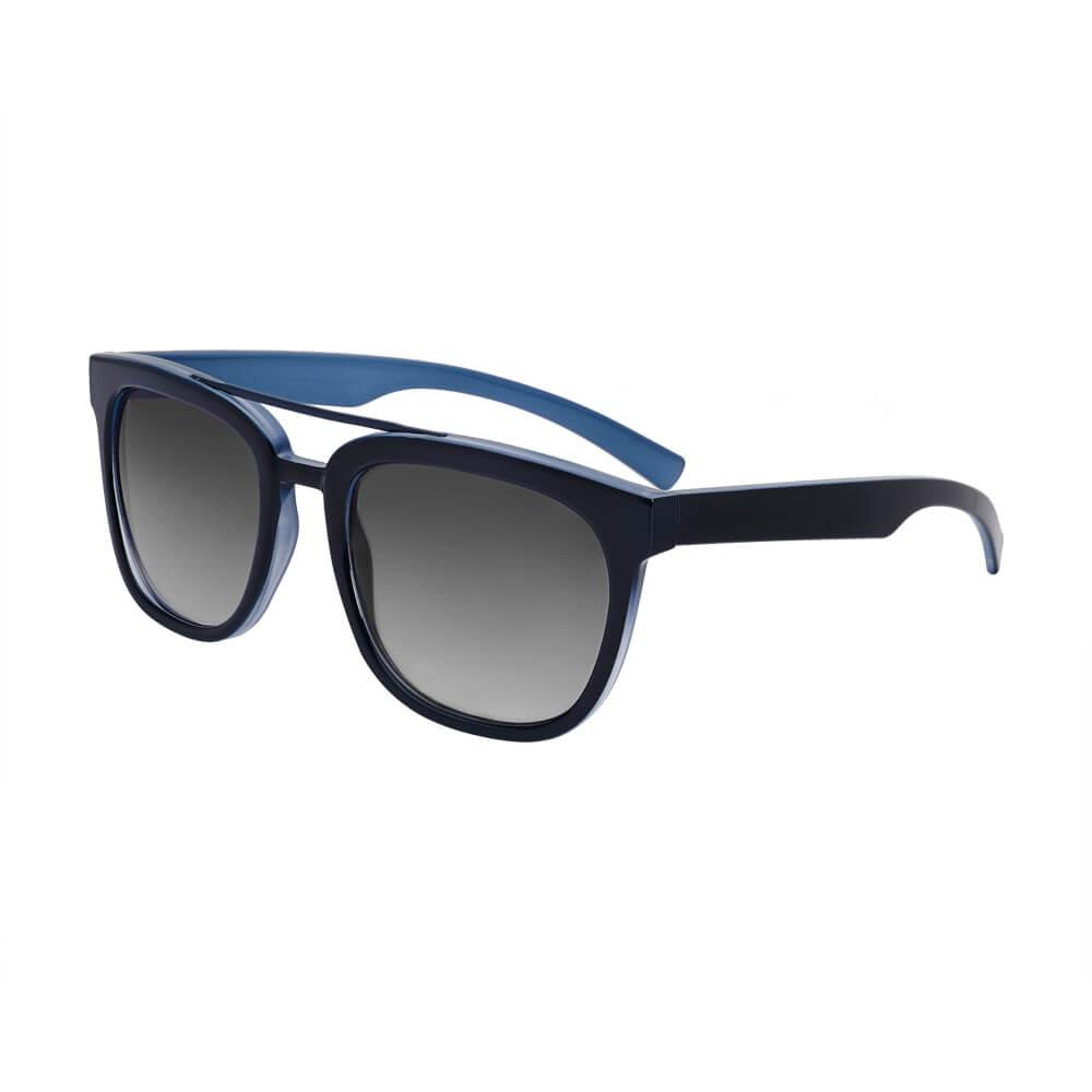 4e93a17a1688d Óculos de Sol Quadrado em Acetato Azul