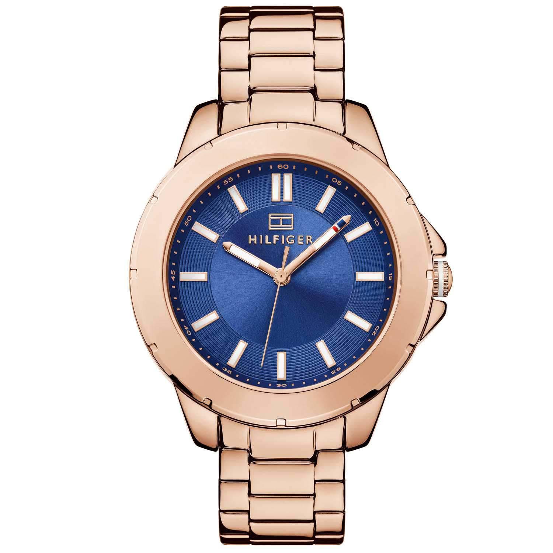 16beb495c80 Relógio Tommy Hilfiger Feminino Aço Rosé - 1781498