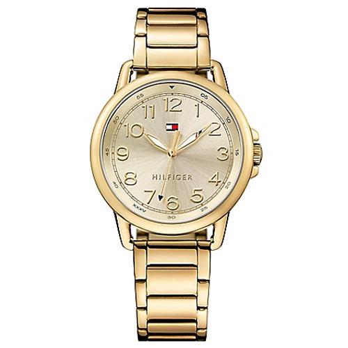 cd3a5d1839a Relógio Tommy Hilfiger Feminino Aço Dourado - 1781656