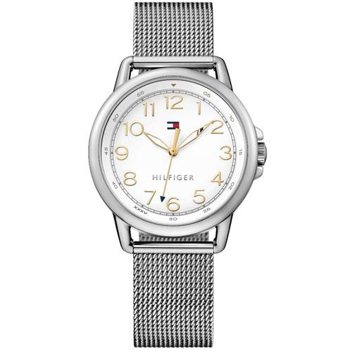 d795a916f91 Relógio Tommy Hilfiger Feminino Aço - 1781658