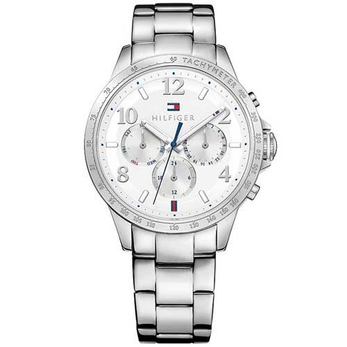 746f66fb2fb Relógio Tommy Hilfiger Feminino Aço - 1781641