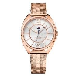 ac2fdaf6055 Relógio Tommy Hilfiger Feminino Aço Rosé - 1781697