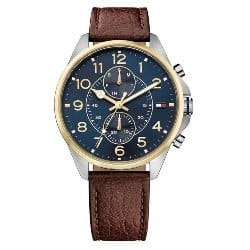 4990236880c ... Relógio Tommy Hilfiger Masculino Couro Marrom - 1791275 f50cee57172bab  ...