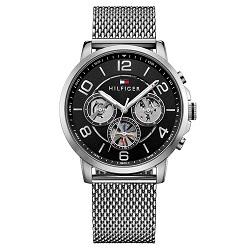 5306ce534eb Relógio Tommy Hilfiger Masculino Aço - 1791292