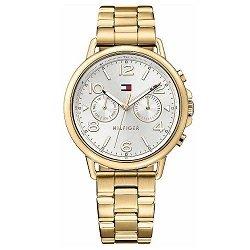 851619ee042 Relógio Tommy Hilfiger Feminino Aço Dourado - 1781732