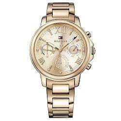 d885ad8f602 Relógio Tommy Hilfiger Feminino Aço Rosé - 1781743
