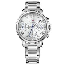 037d33f70fe Relógio Tommy Hilfiger Feminino Aço - 1781741