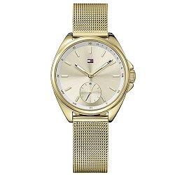 a71c0d5da61 Relógio Tommy Hilfiger Feminino Aço Dourado - 1781757