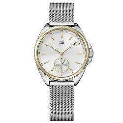 cd1c4f6b4b3 Relógio Tommy Hilfiger Feminino Aço - 1781759