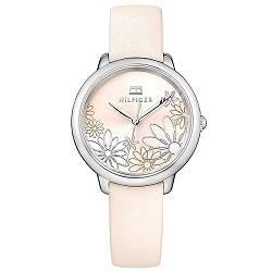 ec2123817 Relógio Tommy Hilfiger Feminino Couro Rosa - 1781785