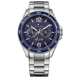5ded315d466 Relógio Tommy Hilfiger Masculino Aço - 1791366