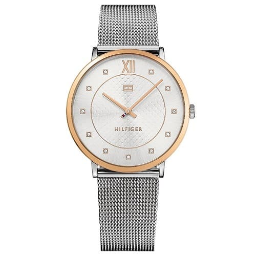 a3589a564d9 Relógio Tommy Hilfiger Feminino Aço - 1781811