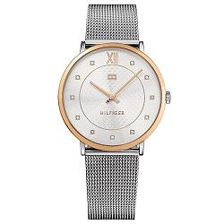 39f293d827d Relógio Tommy Hilfiger Feminino Aço - 1781811