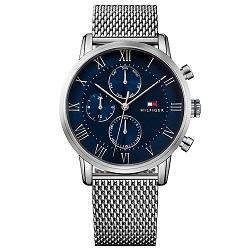 52781eff45e Relógio Tommy Hilfiger Masculino Aço - 1791398