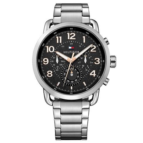 31acd1ec9ad Relógio Tommy Hilfiger Masculino Aço - 1791422