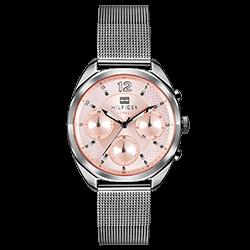 61e07d978a3 Relógio Tommy Hilfiger Feminino Aço - 1781895