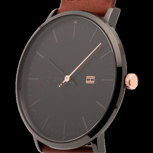 4f1556dc137 Vivara Relógios Relógio tommy hilfiger masculino couro marrom - 1791461.  Passe o mouse para ampliar. Confira o estoque deste produto nas lojas