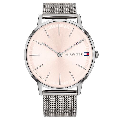 e74684907c6 Relógio Tommy Hilfiger Feminino Aço Cinza - 1781938