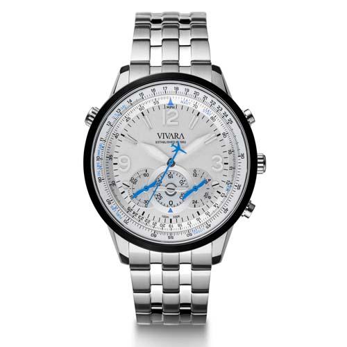 902d919c18c Relógio Vivara Masculino Aço - DS08714R1D-1