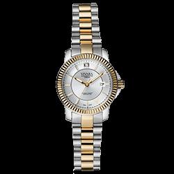 1fc460f52b4 Relógio Vivara Feminino Aço Prateado e Rosé - DS12428R2B-6